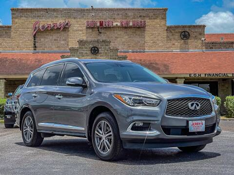 2018 Infiniti QX60 for sale at Jerrys Auto Sales in San Benito TX