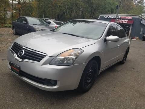 2009 Nissan Altima for sale at Bloomingdale Auto Group in Bloomingdale NJ