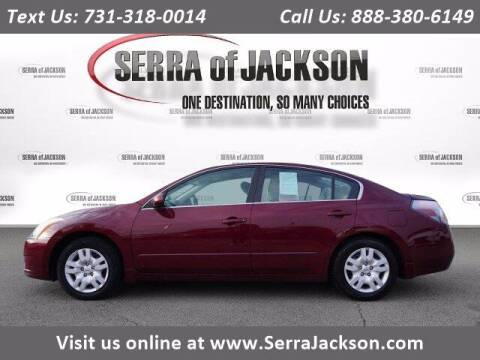 2012 Nissan Altima for sale at Serra Of Jackson in Jackson TN