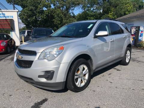 2011 Chevrolet Equinox for sale at Sports & Imports in Pasadena MD