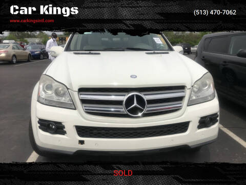 2008 Mercedes-Benz GL-Class for sale at Car Kings in Cincinnati OH