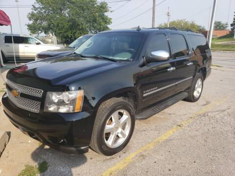 2012 Chevrolet Suburban for sale at Straightforward Auto Sales in Omaha NE
