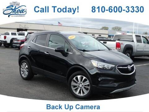 2020 Buick Encore for sale at Erick's Used Car Factory in Flint MI