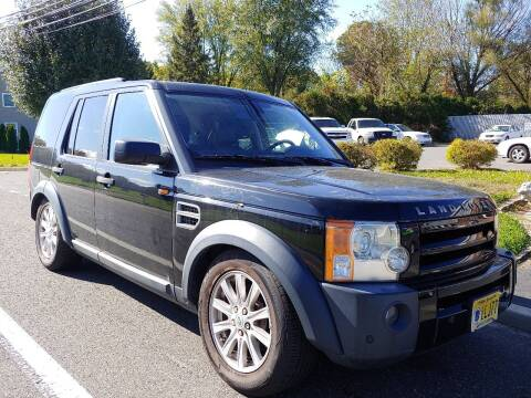 2008 Land Rover LR3 for sale at Motor Pool Operations in Hainesport NJ