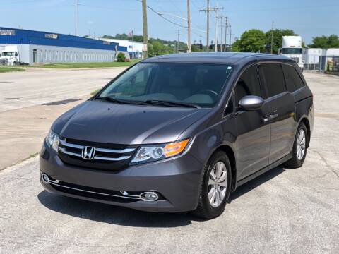 2016 Honda Odyssey for sale at FRANK MOTORS INC in Kansas City KS