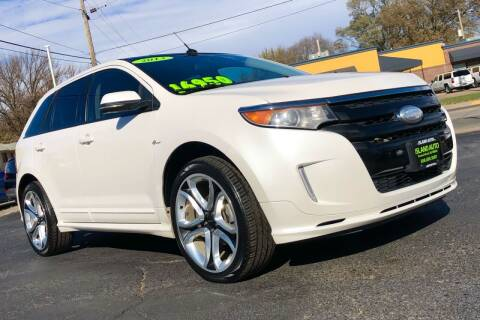 2013 Ford Edge for sale at Island Auto in Grand Island NE