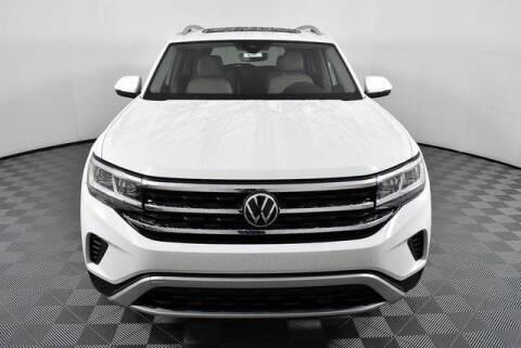 2021 Volkswagen Atlas for sale at CU Carfinders in Norcross GA