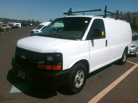 2008 Chevrolet Express Cargo for sale at Northwest Van Sales in Portland OR