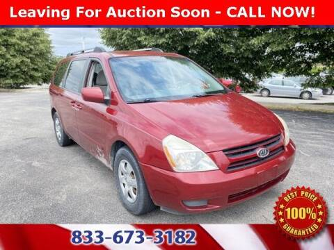 2007 Kia Sedona for sale at Glenbrook Dodge Chrysler Jeep Ram and Fiat in Fort Wayne IN