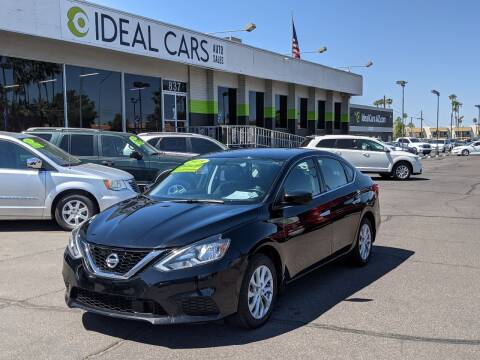 2019 Nissan Sentra for sale at Ideal Cars East Mesa in Mesa AZ