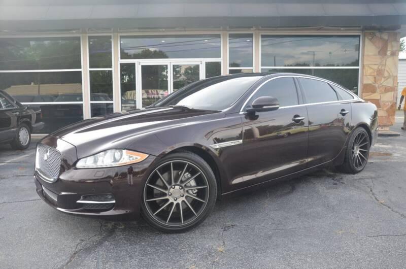 2013 Jaguar XJL for sale at Amyn Motors Inc. in Tucker GA