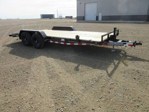"2021 Load Trail 2021 LOADTRAIL 83"" X 18  for sale at Nore's Auto & Trailer Sales - Equipment Trailers in Kenmare ND"