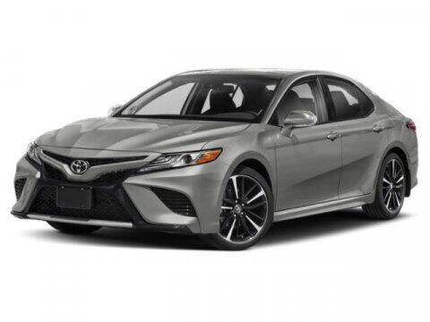 2019 Toyota Camry for sale at Quality Toyota in Independence KS