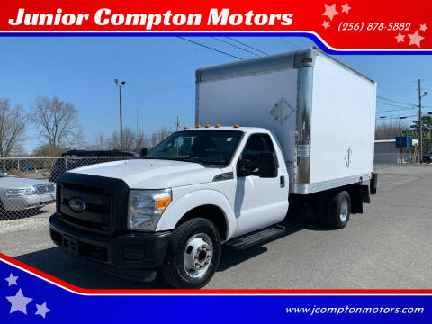 2015 Ford F-350 Super Duty for sale at Junior Compton Motors in Albertville AL