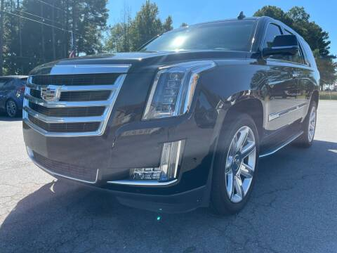 2017 Cadillac Escalade for sale at Airbase Auto Sales in Cabot AR