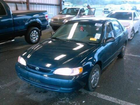 1999 Toyota Corolla for sale at Delong Motors in Fredericksburg VA