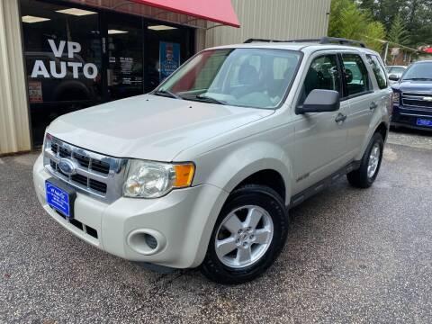 2008 Ford Escape for sale at VP Auto in Greenville SC