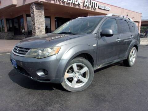 2007 Mitsubishi Outlander for sale at Lakeside Auto Brokers in Colorado Springs CO