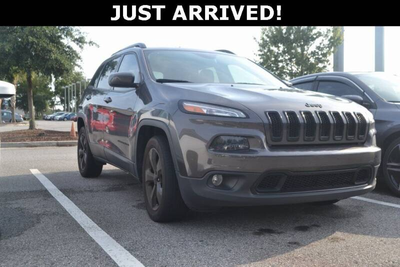 2018 Jeep Cherokee for sale in Saint Augustine, FL