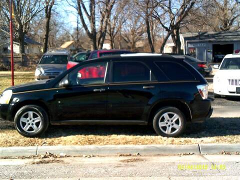 2006 Chevrolet Equinox for sale at D & D Auto Sales in Topeka KS