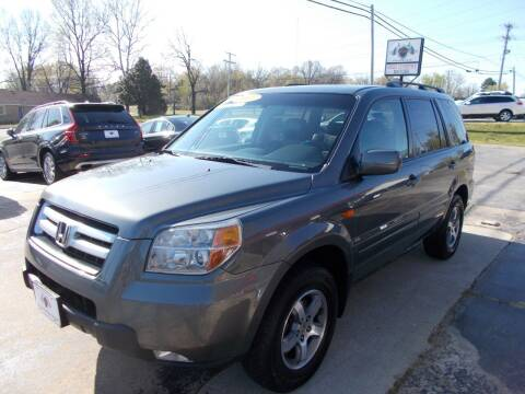 2007 Honda Pilot for sale at High Country Motors in Mountain Home AR