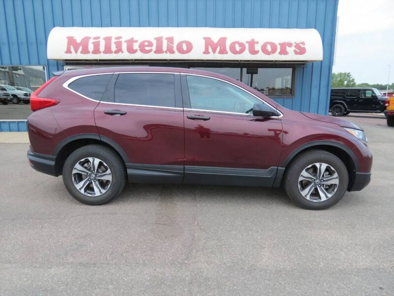 2019 Honda CR-V for sale in Fairmont, MN
