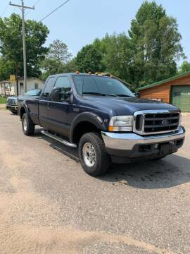 2002 Ford F-250 Super Duty for sale at ELITE AUTOMOTIVE in Crandon WI