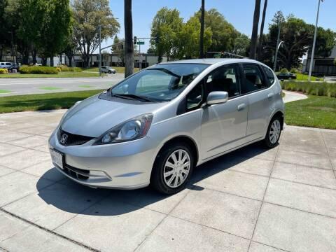 2013 Honda Fit for sale at Top Motors in San Jose CA
