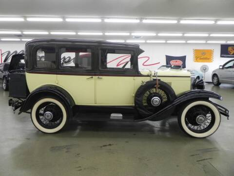 1930 Chevrolet Sedan for sale at 121 Motorsports in Mount Zion IL
