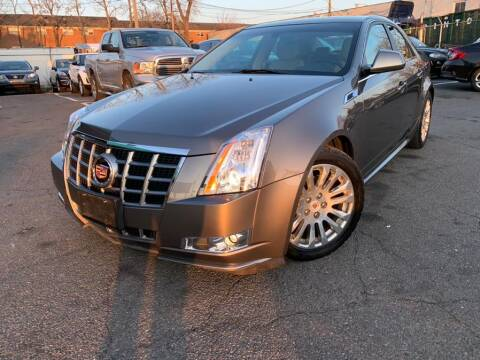 2012 Cadillac CTS for sale at EUROPEAN AUTO EXPO in Lodi NJ