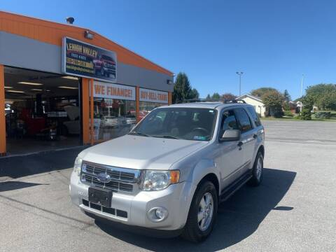 2009 Ford Escape for sale at Lehigh Valley Truck n Auto LLC. in Schnecksville PA