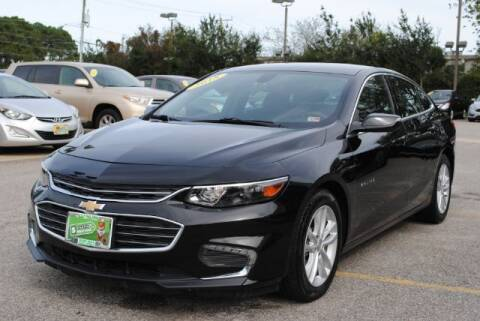2018 Chevrolet Malibu for sale at Shore Drive Auto World in Virginia Beach VA
