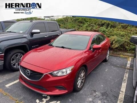 2016 Mazda MAZDA6 for sale at Herndon Chevrolet in Lexington SC