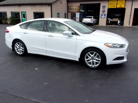 2013 Ford Fusion for sale at Dave Thornton North East Motors in North East PA