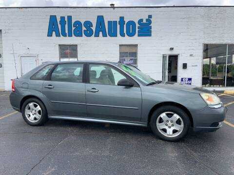 2005 Chevrolet Malibu Maxx for sale at Atlas Auto in Rochelle IL