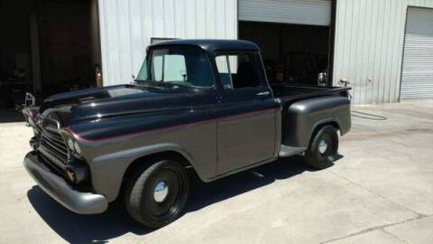 1959 Chevrolet 3100 for sale at Classic Car Deals in Cadillac MI