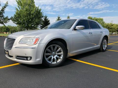 2012 Chrysler 300 for sale at Car Stars in Elmhurst IL