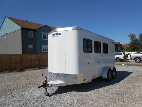 2021 Shadow Three Horse Slant Load for sale at Jerry Moody Auto Mart - Trailers in Jeffersontown KY
