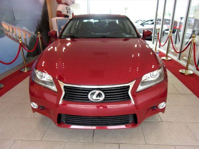 2014 Lexus GS 350 for sale in Charlotte, NC