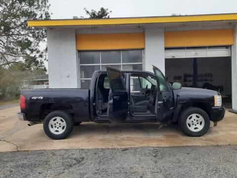 2011 Chevrolet Silverado 1500 for sale at PIRATE AUTO SALES in Greenville NC