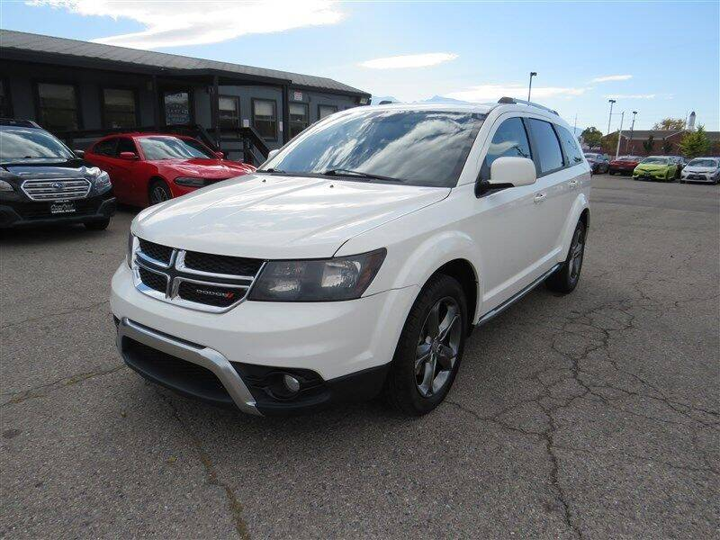 2017 Dodge Journey for sale at Central Auto in South Salt Lake UT