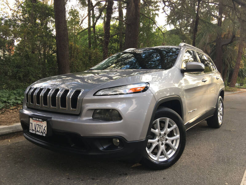 2015 Jeep Cherokee for sale at Valley Coach Co Sales & Lsng in Van Nuys CA