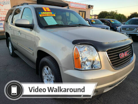 2013 GMC Yukon for sale at Super Cars Sales Inc #1 in Oakdale CA