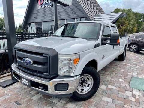 2016 Ford F-250 Super Duty for sale at Unique Motors of Tampa in Tampa FL