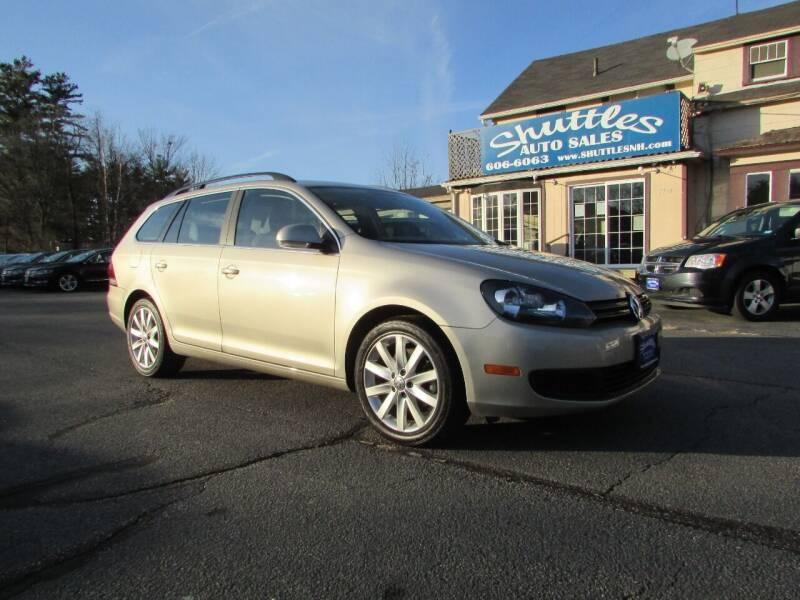 2013 Volkswagen Jetta for sale at Shuttles Auto Sales LLC in Hooksett NH