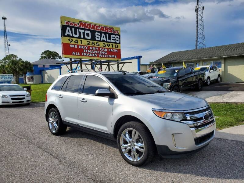 2013 Ford Edge for sale at Mox Motors in Port Charlotte FL
