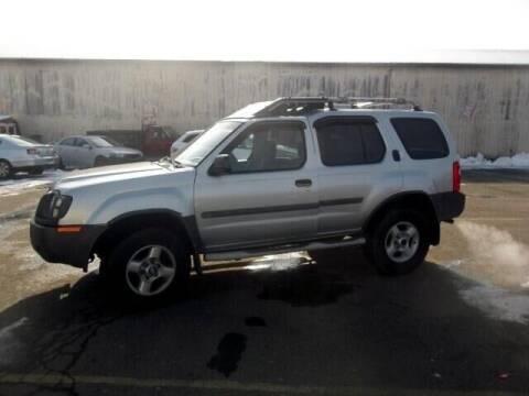 2002 Nissan Xterra for sale at Lee Motor Sales Inc. in Hartford CT