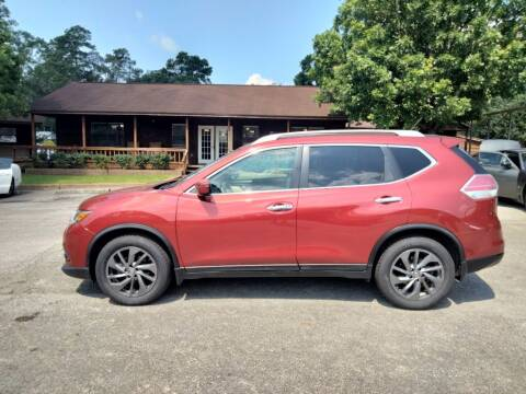 2016 Nissan Rogue for sale at Victory Motor Company in Conroe TX