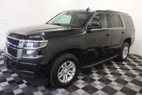 2017 Chevrolet Tahoe for sale at AH Ride & Pride Auto Group in Akron OH
