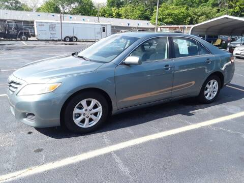 2011 Toyota Camry for sale at A-1 Auto Sales in Anderson SC
